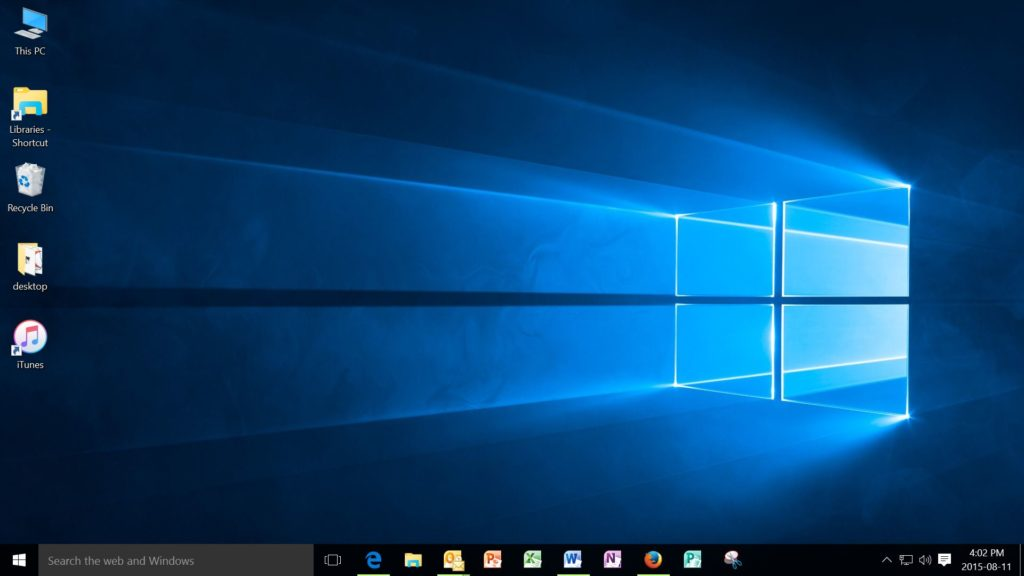 Windows 10 Essentials