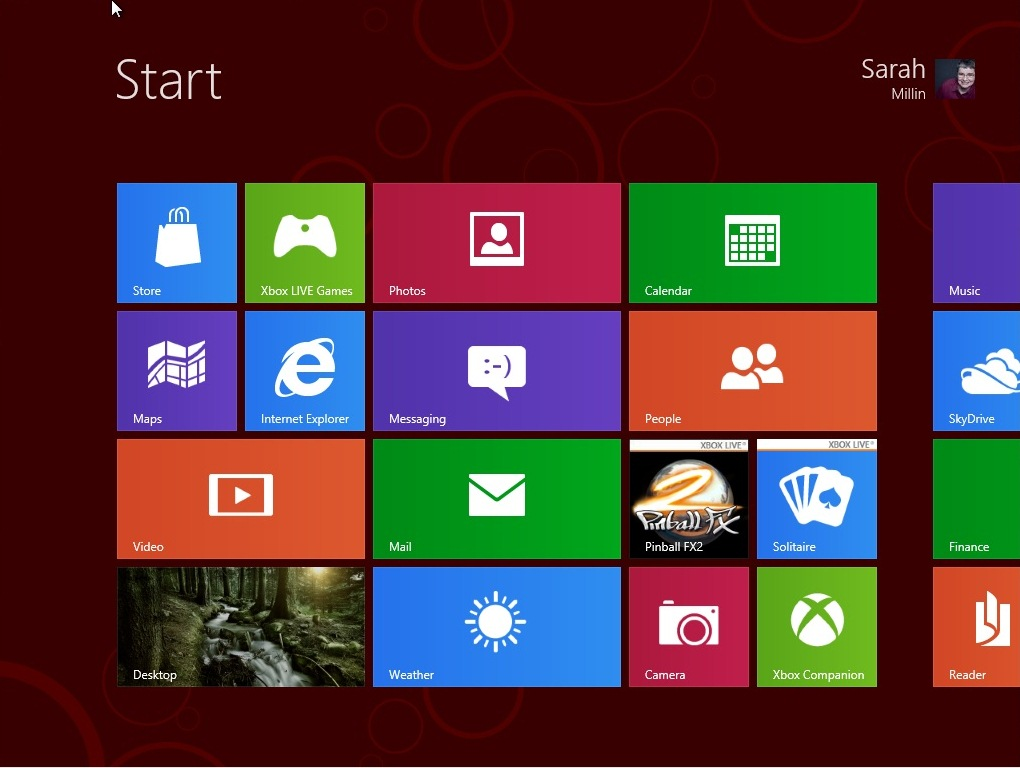 Going MetroTechnical – Windows 8