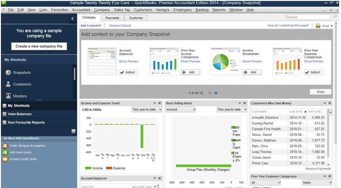 Quickbooks 2014 Review - Make It Work Computer Solutions