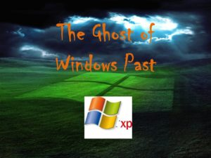 End of Windows XP