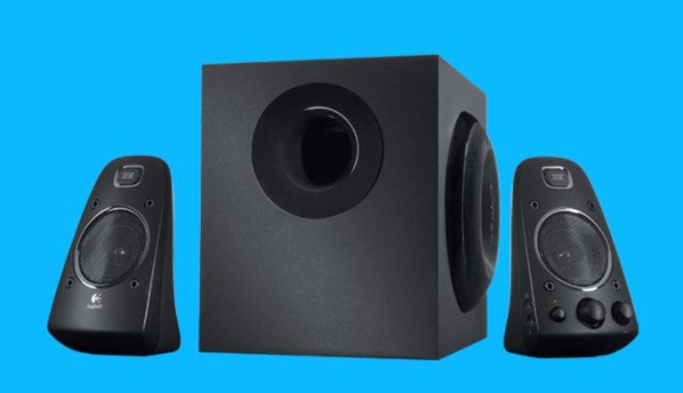 Logitech Z623 speakers review