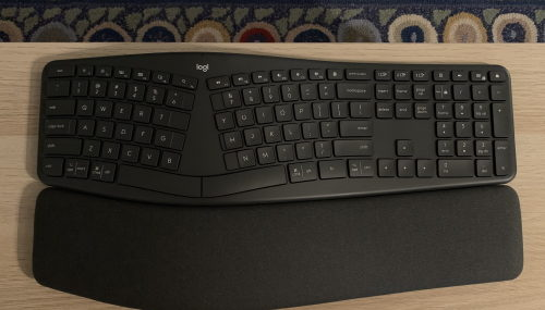 Ergo New Keyboard