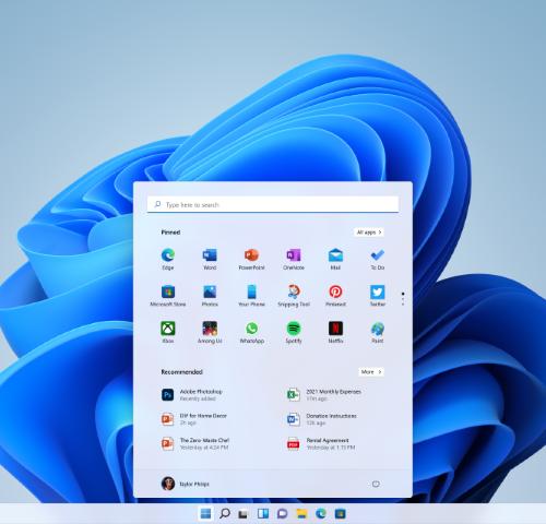 Windows 11 releases in October